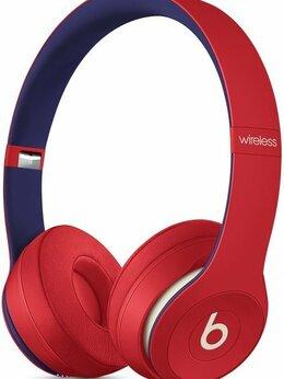 Наушники и Bluetooth-гарнитуры - Наушники беспроводные Beats Solo3 Wireless Club…, 0