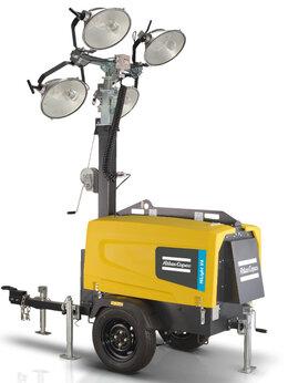 Осветительное оборудование - Осветительная мачта Atlas Copco HiLight V4, 0