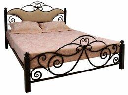Кровати - Кровать кованая металлическая КБ, 0