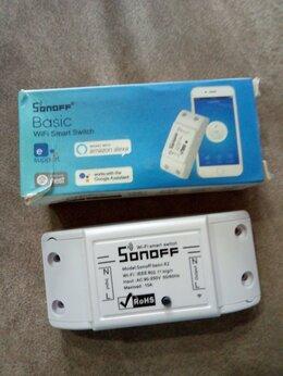 Системы Умный дом - WiFi розетка sonoff, 0
