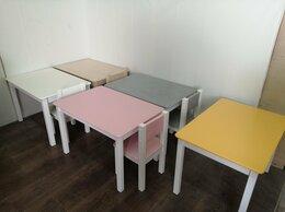 Столы и столики - Детский стол и стул, 0