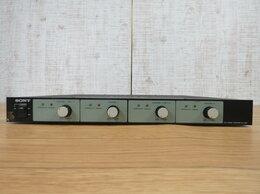 Усилители и ресиверы - Sony MU-A081 MU-051, 0