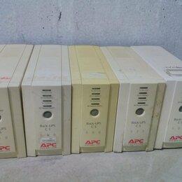 Источники бесперебойного питания, сетевые фильтры - 5 штук ИБП без батареи, 0
