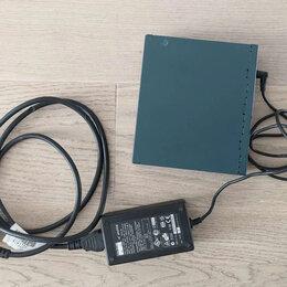 Прочее сетевое оборудование - Межсетевой экран Cisco PIX 501 Firewall, 0