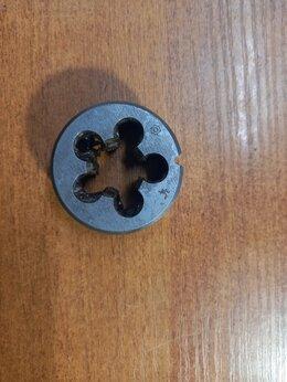 Плашки и метчики - Плашка кругл.дюйм.UNC 3/4(10нитки.), 0