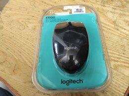 Мыши - Мышь Logitech USB, 0