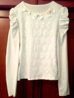 Рубашки и блузы - Блузка нарядная для девочки, размер 158, 0