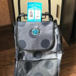 Дорожные и спортивные сумки - сумка хозяйственная на колесах, 0
