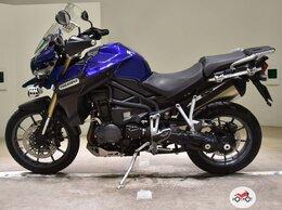 Модели - Мотоцикл TRIUMPH Tiger Explorer 2013, СИНИЙ…, 0