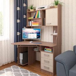 Компьютерные и письменные столы - Стол компьютерный угловой, 0