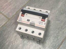 Защитная автоматика - Дифф автомат legrand dx3 c32a, 0