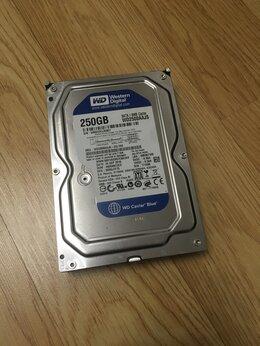 Внутренние жесткие диски - Western Digital Blue 250 GB (SATA), 0