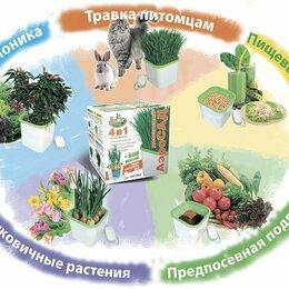 Аксессуары и средства для ухода за растениями - Здоровья Клад 4в1 проращиватель семян выращиватель и зелёного лука, 0