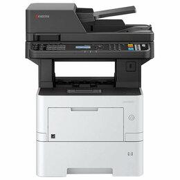 Принтеры, сканеры и МФУ - МФУ Kyocera ECOSYS M3145dn (1102TF3NL0), 0