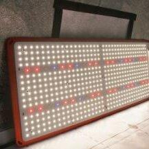 Аксессуары и средства для ухода за растениями - Фитолампа quantum board полный спектр 200 Вт, 0