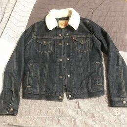 Куртки - Джинсовая куртка, джинсовка Levi's, 0
