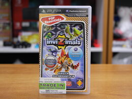 Игровые приставки - Invizimals - PSP Б.У (Обмен), 0