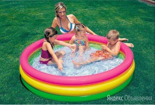 Бассейн радуга по цене 899₽ - Средства для купания, фото 0