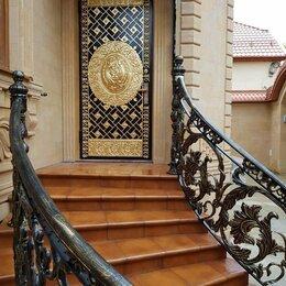 Лестницы и элементы лестниц - Кованные изделия. Ворота, двери, козырьки, лестницы, забор, 0