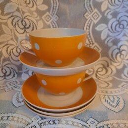 Посуда - Чайные пары Дулево, 0