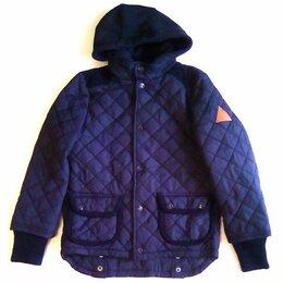 Куртки и пуховики - Куртка для мальчика фирмы «Futurino». Рост 116 см., 0