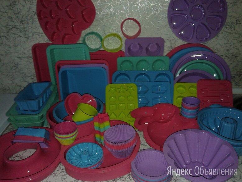 Формы силиконовые для выпечки по цене не указана - Посуда для выпечки и запекания, фото 0