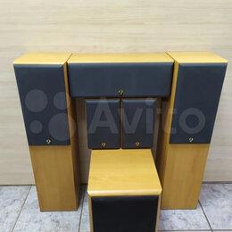 Комплекты акустики - Акустика 5.1 Sven HP-512Т, 0