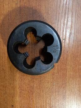 Плашки и метчики - Плашка кругл.дюйм.UNC 1 1/8(7нитки.), 0