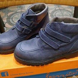 Ботинки - Barritos (Испания) ботинки кожа 34 р-р, 0