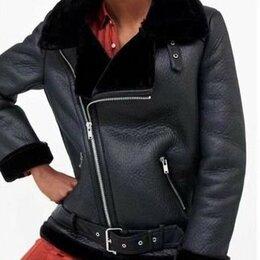 Куртки - Куртка кожаная женская зимняяКуртка кожаная женска, 0