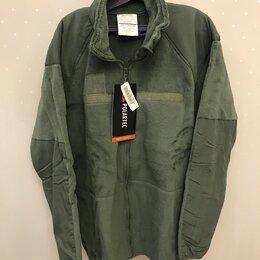 Одежда и обувь - Флисовая кофта новая США армия Ecwcs 3 слой, 0