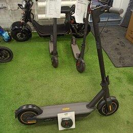 Самокаты - Электросамокат Ninebot KickScooter MAX G30P, 0