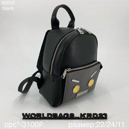 Рюкзаки - Рюкзак рюкзачок кожаный новый , 0