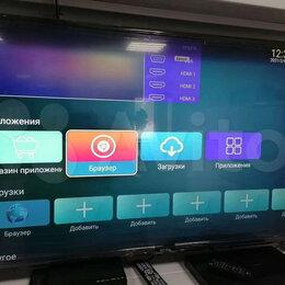 Телевизоры - 4K/UHD Телевизор Витязь 55LU1207 новый, 0
