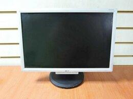 Мониторы - Монитор с дефектом ЖК 19'' 16:10 Acer AL1916W черн, 0