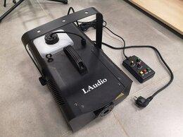 Световое и сценическое оборудование - Генератор дыма LAudio WS-SM1500, 0