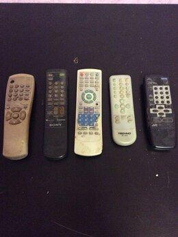 Пульты ДУ - Пульты от телевизора и видеомагнитофона, 0
