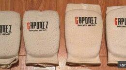 Перчатки для единоборств - Перчатки мягкие, тканевые, 2 пары: средние и…, 0