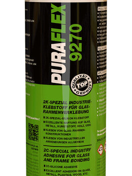Изоляционные материалы - Puraflex 9270 клей для вклеивания стекла, 0