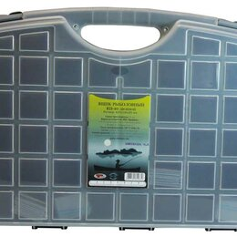 Сумки и ящики - Ящик рыбаловный RD-31, двухсторонний, 0