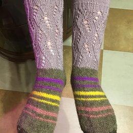 Колготки и носки - Носки вязаные шерстяные, 0