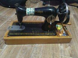 Швейные машины - Швейная машинка Зингер, 0