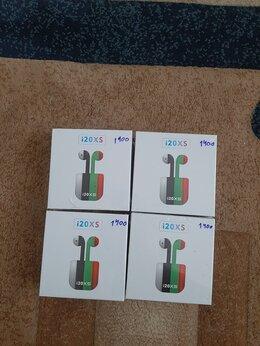 Наушники и Bluetooth-гарнитуры - Беспроводные наушники i20xs TWS новые , 0
