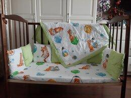 Постельное белье - Новый комплект для новорождённого в кроватку…, 0