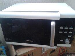 Подогреватели посуды - ОМСК.продам микроволновую печь Samsung MW87WR , 0