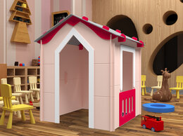 """Игровые домики и палатки - Игровой детский домик """"Малыш"""", 0"""