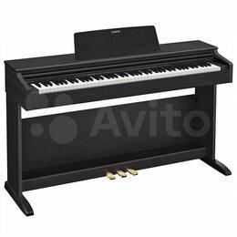Клавишные инструменты - Цифровое пианино casio Celviano AP-270BK, 0