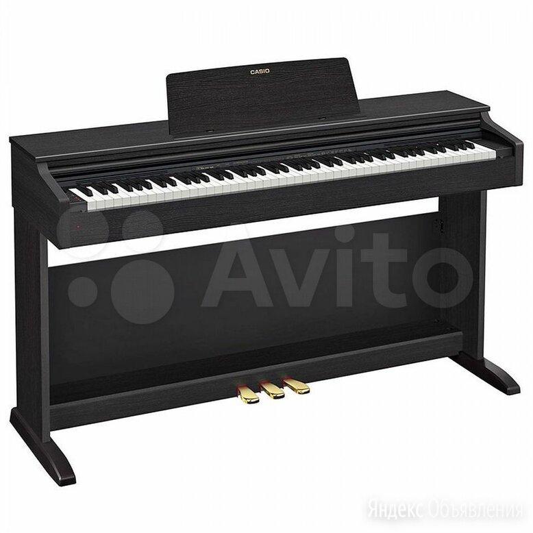 Цифровое пианино casio Celviano AP-270BK по цене 74990₽ - Клавишные инструменты, фото 0