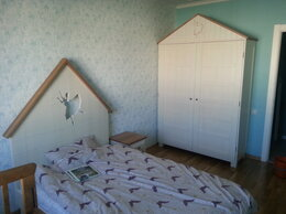 Диваны и кушетки - Мебель для детской комнаты из дерева , 0