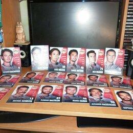 Вещи знаменитостей и автографы - Карточки с автографами хоккеистов ХК Red Bull Salzburg, 0